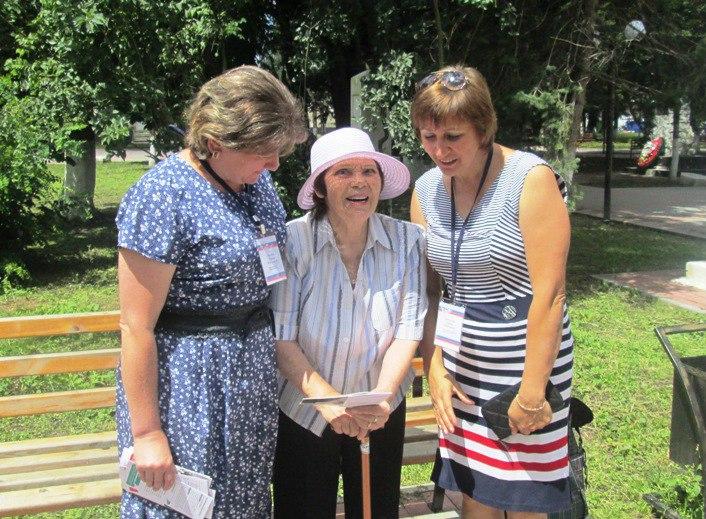Жители станицы Кардоникской узнали из чего формируется будущая пенсия