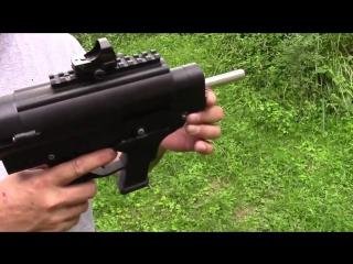 Gluty lower 3d printed gun
