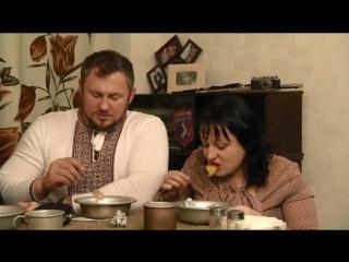 Я раньше никогда не ела картошку вот так с салом, я попробовала, мне понравилось, это вкусно