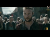Викинги / Vikings.5 сезон.Трейлер (2017) [1080p]