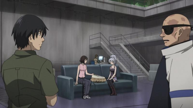 [3 из 4] Темнее чёрного / Darker than Black OVA