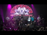 DISTEMPER (ska-punk) - Магия свободы (09.04.2017, С-Петербург, Aurora Concert Hall) HD