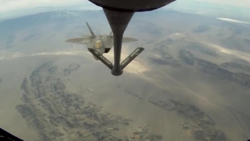Секретный проект истребителя АТН 51 и американский F 22