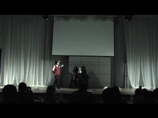 3-01 D&D и Zack – Dont Starve (АНИМЕ 38 Superhero Cosplay-con 2017)