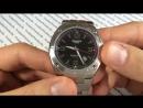 Обзор часов Casio EDIFICE EF-126D-1A - видео обзор от PresidentWatches