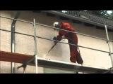 fassaden reinigen  cleaning facades  nettoyage de fa