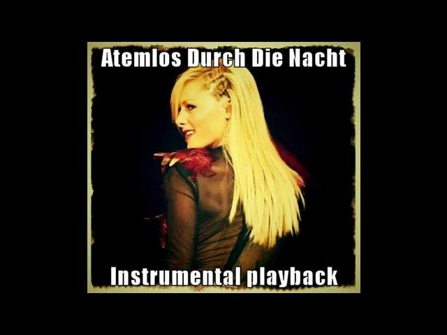 ATEMLOS DURCH DIE NACHT (INSTRUMENTAL PLAYBACK)