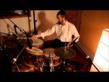 Mark Moshayev 8 beats Drum solo-