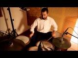 Mark Moshayev 13 beats Drum Solo-