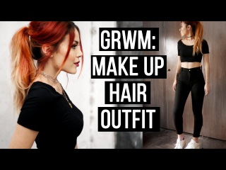 ▲GRWM - Summer Night Out (MAKE UP, HAIR , OUTFIT!)▲