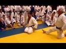 10. Ж.П. Жиберт (Франция) - Переход от борьбы стоя (tachi waza) к борьбе лежа (ne waza)