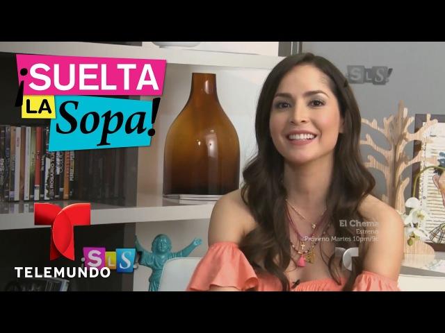 Suelta La Sopa   Carmen Villalobos nos habla sobre relación con Sebastián Caicedo   Entretenimiento
