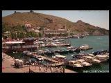 Крым – пустые набережные и пляжи