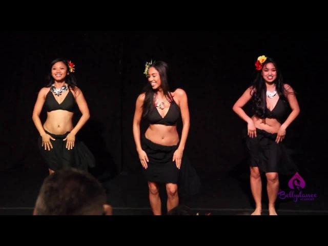 Rihanna WORK | Dance Choreography by Leolani | L.A. Bellydance Academy | Ori Tahiti