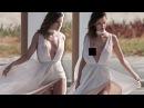Alessandra Ambrosio Makes A Nip Slip Look Classy! (TMZ TV)