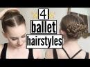 Best Ballet hairstyles Talia