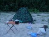 прибыли на ночёвку река медведица 2013