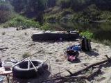 утро на реке медведице 2013