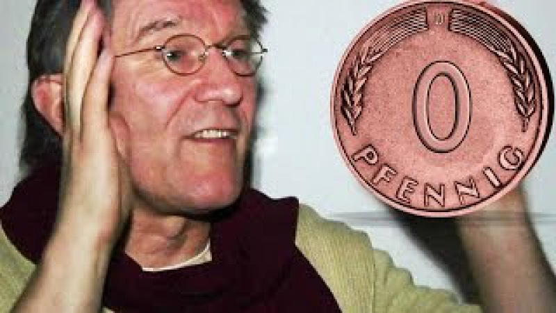 Bedingungsloses Grundeinkommen kostet keinen einzigen Pfennig - Ralph Boes