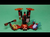 LEGO NEXO KNIGHTS - ULTIMATE GENERAL MAGMAR / ЛЕГО НЕКСО НАЙТС - ГЕНЕРАЛ МАГМАР-АБСОЛЮТНАЯ СИЛА.