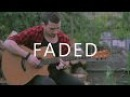 Faded - Alan Walker (fingerstyle guitar cover by Peter Gergely)
