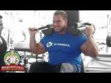 Jay Cutler's Hammer Strength V Squat - Exercise #4