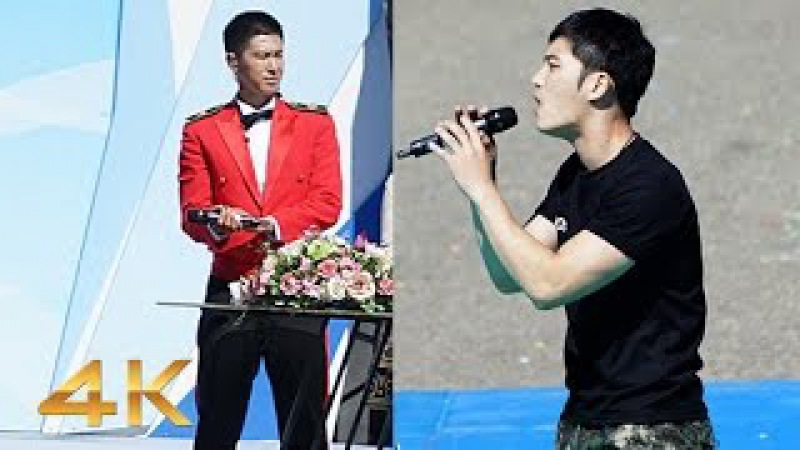 JYJ Jaejoong @ TVXQ Yunho - Ground Forces Festival 2015
