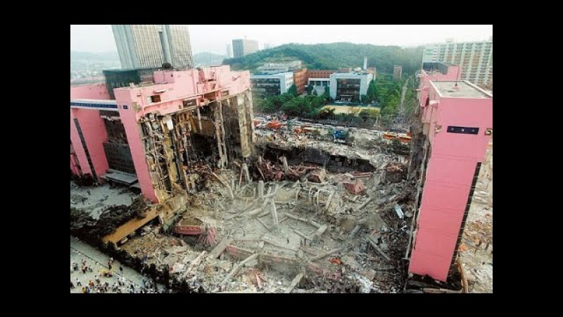 Секунды до катастрофы: Обрушение торгового центра (Документальные фильмы National Ge...