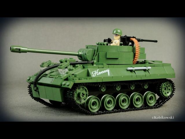 COBI M18 Hellcat World of Tanks 3006