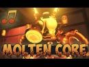Overwatch Song - Molten Core (Katy Perry - Roar Parody) ♪