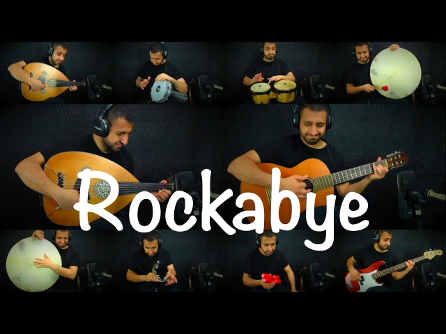 Rockabye Clean Bandit Oud cover by Ahmed Alshaiba
