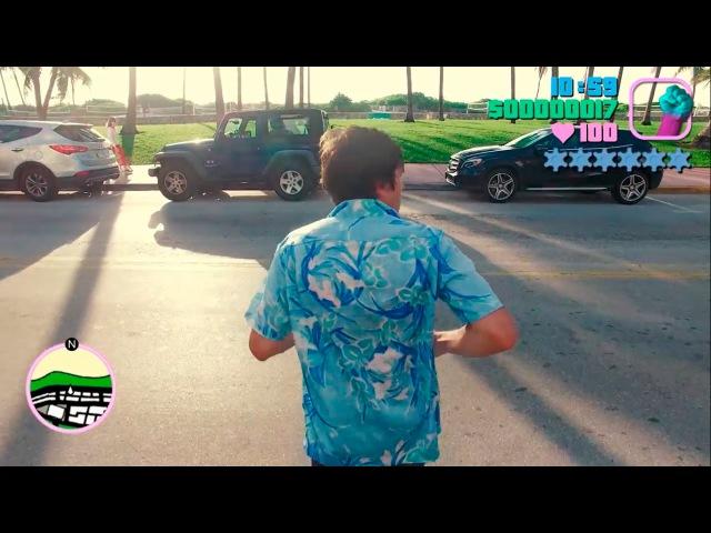 BadComedian: Real GTA Vice City
