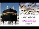 Pashto Hamd Naat Tarana Haram Ki Ababeel New 2017