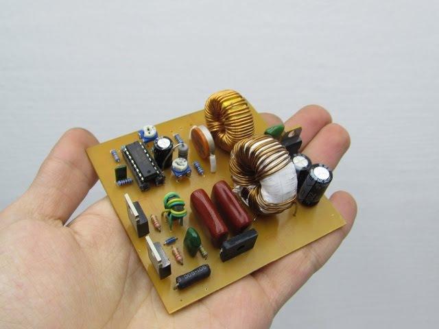 Автоматическое зарядное устройство своими руками (ч.2)