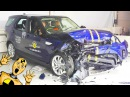 Crash Tests 2017 -  Land Rover Discovery 4K VIDEO
