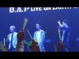 160517 B A P LIVE ON EARTH TOUR, RUSSIA, MOSCOW AWAKE 2016 + B.A.P говорят по-русски