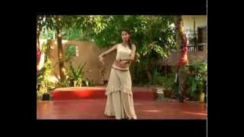 Mandala Dance lesson part I YouTube