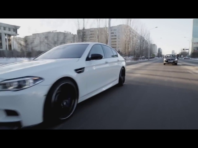 Night Lovell 300 Thousand Prod Cavalier BMW M5 F10 Cold Drift