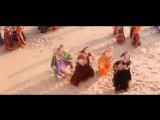 "Karisma Kapoor in ""Mhare Hiwda Mein Naache Mor"" (Movie׃ Hum Saath Saath Hain, 1999)"