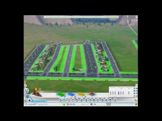 Прохождение SimCity 5 строим город – Жилая зона Сим Сити 5