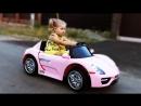 ✿ 500.000 ПОДПИСЧИКОВ на Kids Diana Show Подарки СВИНКА ПЕППА и ЭЛЕКТРОМОБИЛЬ 500k Peppa Pig Cars