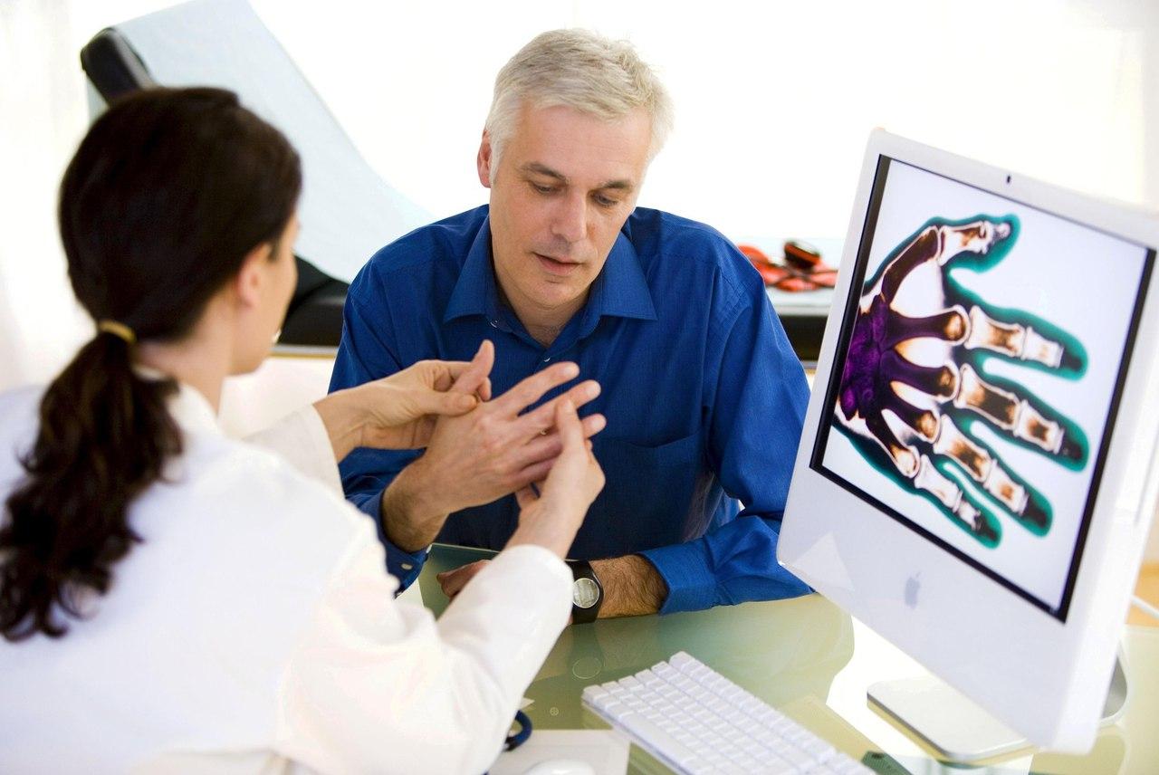 Как жить с артритом?