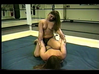 Female Ring Wrestling
