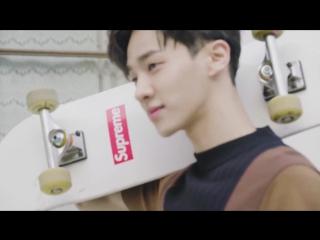 GiKwang, In my Room, для Cosmopolitan Korea