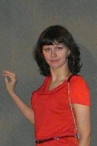 Анюта Ярославцева
