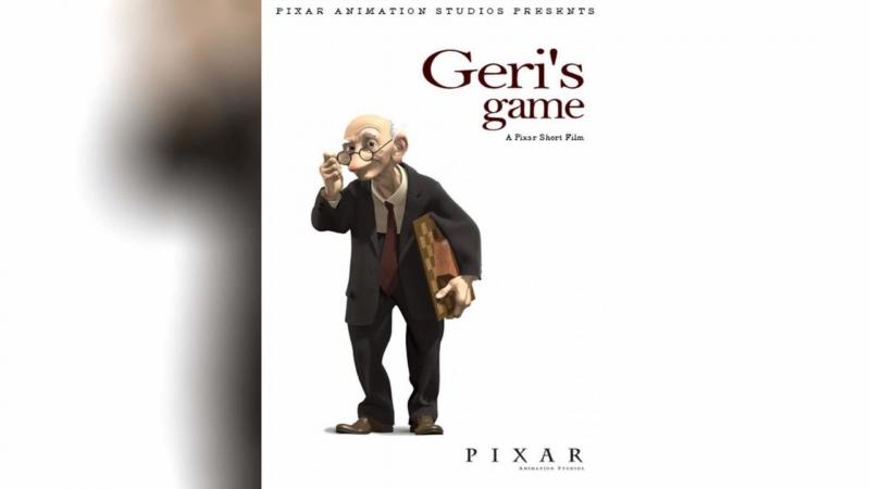 Игра Джери (1997) | Geri's Game