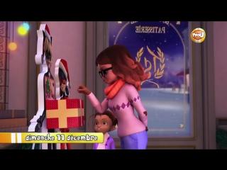 Леди Баг и Супер Кот - НОВЫЙ Промо-трейлер Рождественского спецэпизода (Франция)