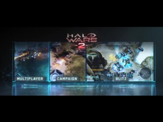 Halo Wars 2 Official Launch Trailer