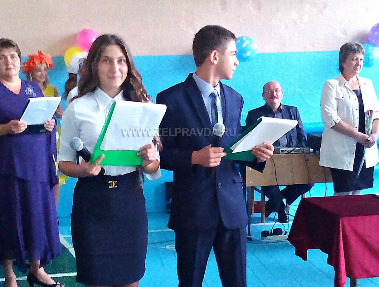 В школах Зеленчукского района отметили День знаний