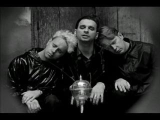 Depeche Mode- Barrel of a Gun» клип  1997 г. музыка 90-х